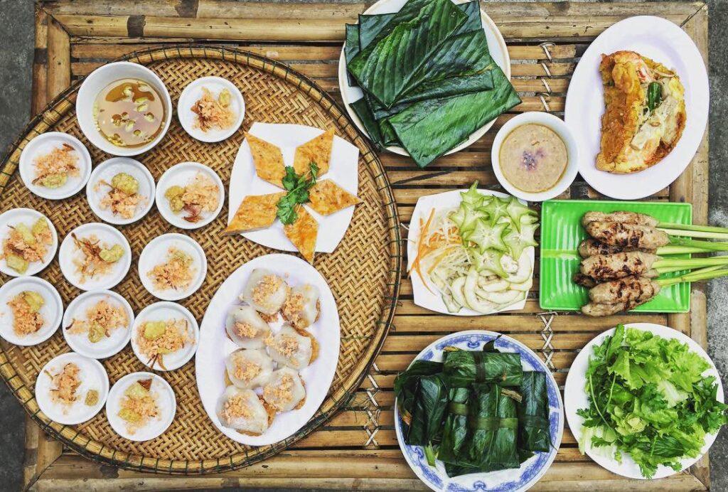 mon ngon trong am thuc Quang Binh