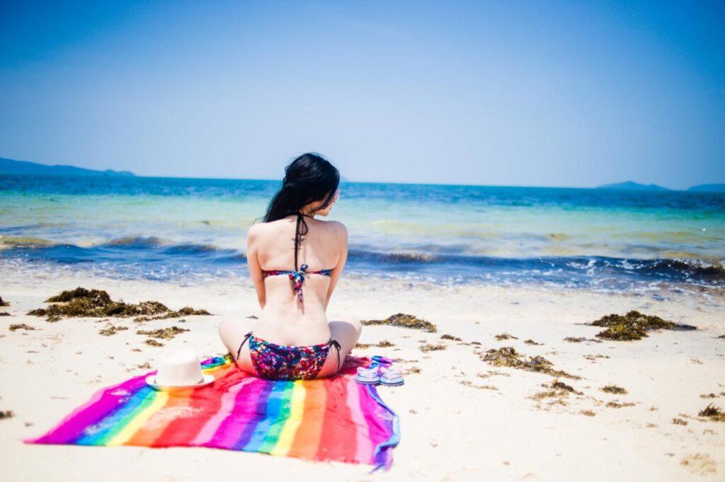 Bãi biển Vàn Chảy, Cô Tô - miền biển đẹp hoang sơ - PYS Travel