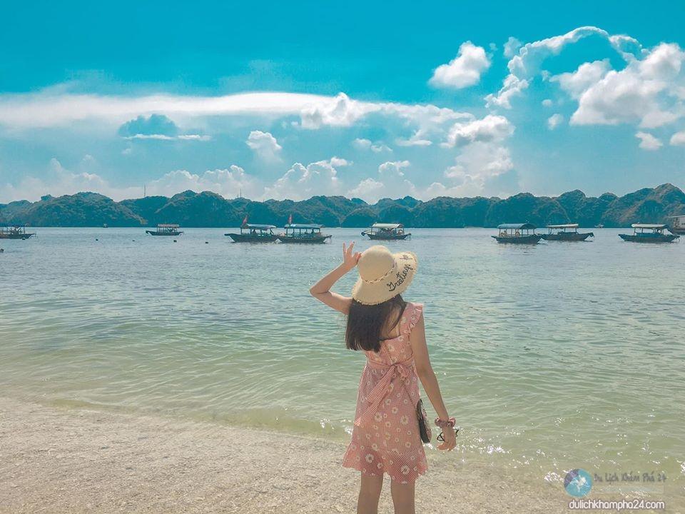 Kinh nghiệm du lịch đảo Cát Bà tự túc 2021 nổi tiếng Hải Phòng